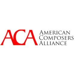 American Composers Alliance logo